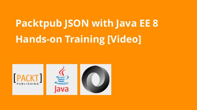 packtpub-json-with-java-ee-8-hands-on-training-video